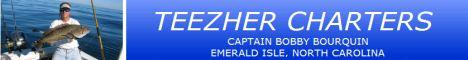Teezher Charters - Emerald Isle NC Offshore Fishing